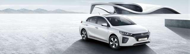 Hyundai Ioniq Electric: что принёс фейслифтинг?