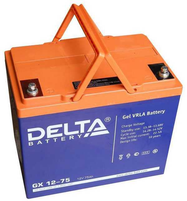 Гелевый аккумулятор Optima плюс Bosch Delta Varta Exide