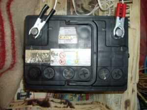 Саморазряд автомобильного аккумулятора