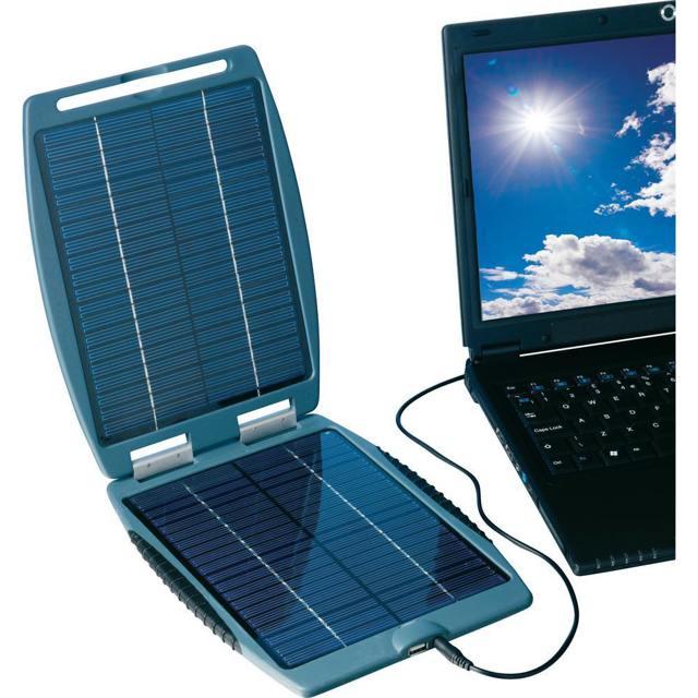 Аккумулятор на солнечных батареях для телефона