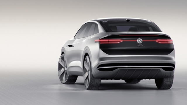 Volkswagen I.D. Crozz