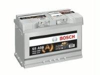 Автомобильные аккумуляторы Bosch