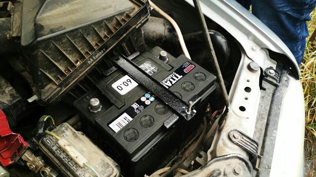 Автомобильный аккумулятор Титан