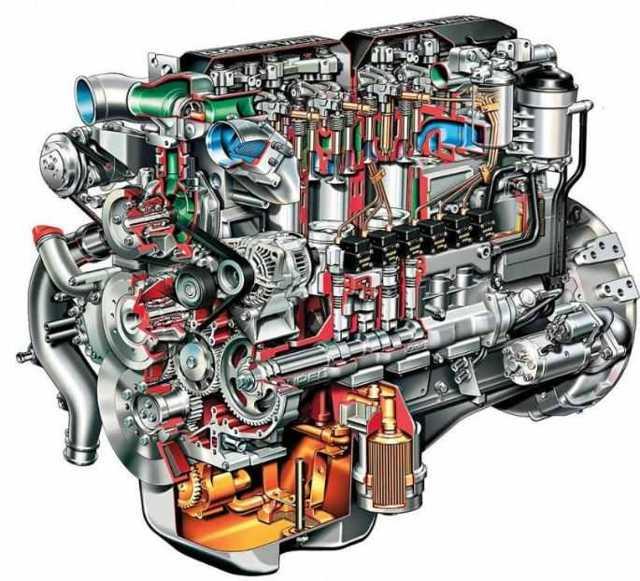 Аккумулятор для дизельного автомобиля