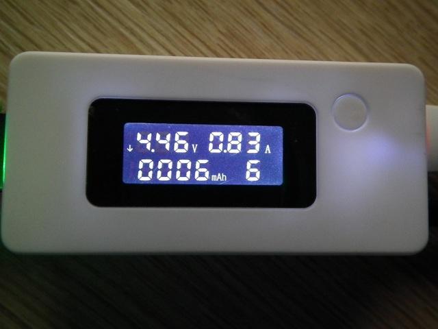 Тестер аккумуляторов Ketotek KCX-017