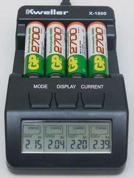 Ni─MH аккумуляторы: как заряжать, зарядное устройство и параметры
