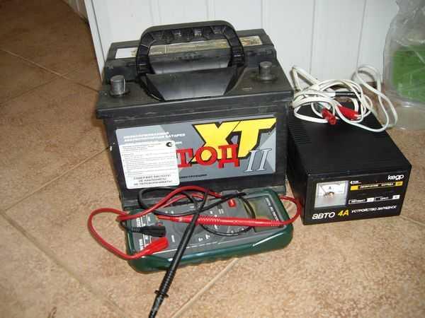 Как разрядить аккумулятор автомобиля