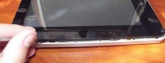 Замена аккумулятора на планшете