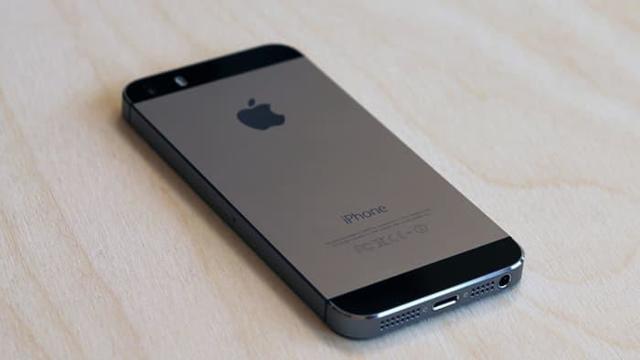 Замена аккумулятора iPhone 5S