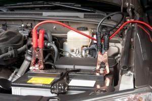 Зарядка аккумулятора автомобиля не снимая с машины