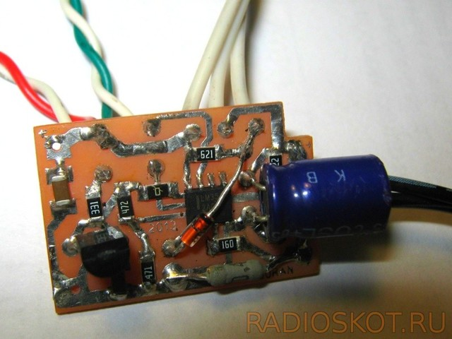 Зарядное устройство для гелевых аккумуляторов