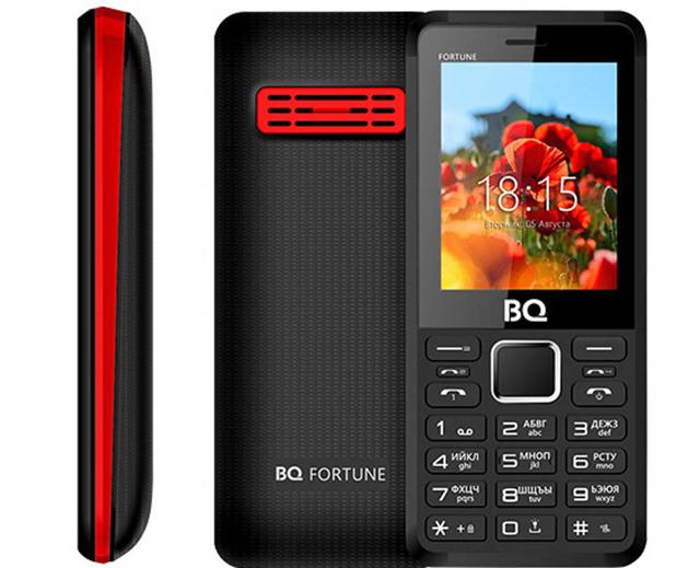 Кнопочный телефон с мощным аккумулятором