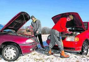 Где зарядить аккумулятор автомобиля