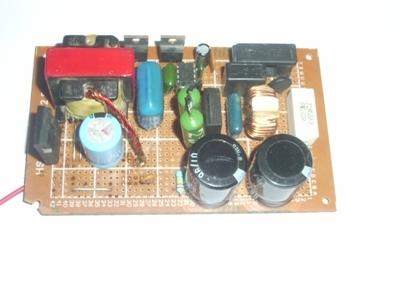 Импульсное зарядное устройство для автомобильного аккумулятора