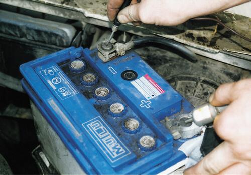 Ёмкость автомобильного аккумулятора