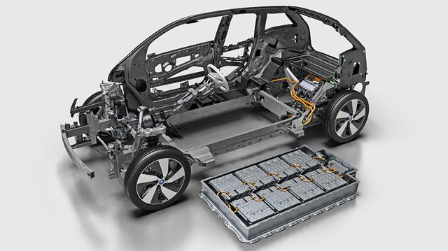Электромобиль BMW i3 2019: шесть лет спустя