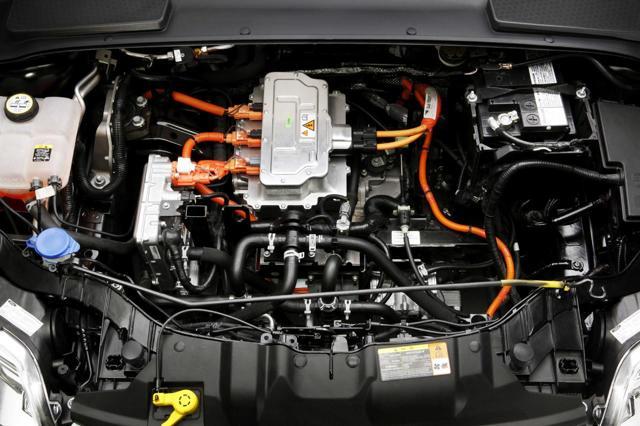 Ford Focus Electric: настоящее и будущее электрического хэтчбека