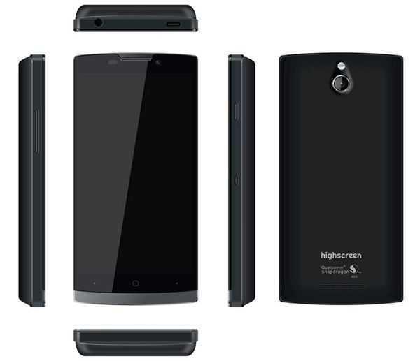 Смартфон с мощным аккумулятором 6000 мАч
