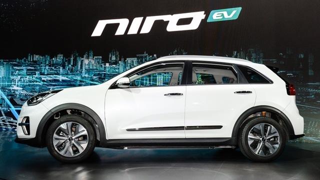 Kia Niro EV – крепкий корейский середнячок