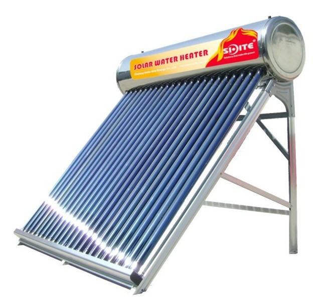 Солнечные коллекторы для нагрева воды