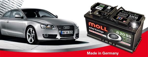 Немецкие автомобильные аккумуляторы