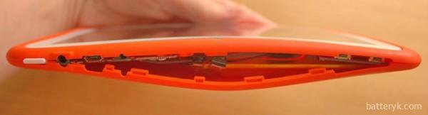 Как толкнуть аккумулятор планшета в домашних условиях