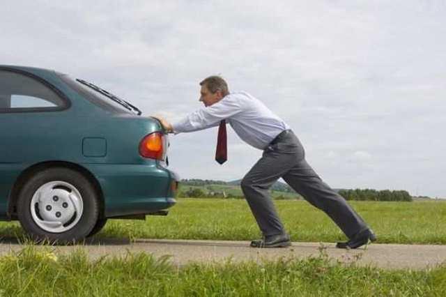 Как завести машину если сел аккумулятор