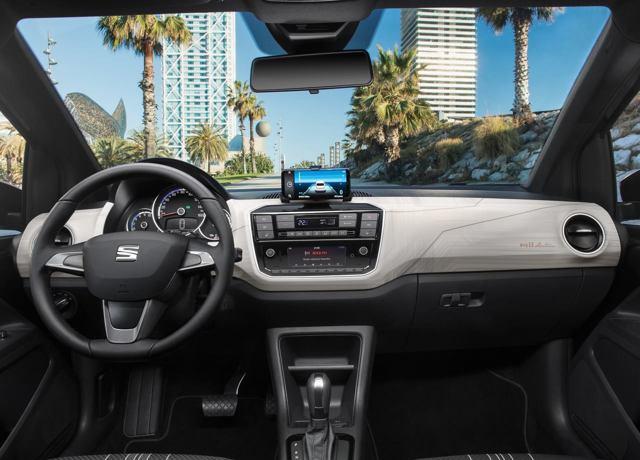 SEAT Mii Electric – компактный городской электромобиль