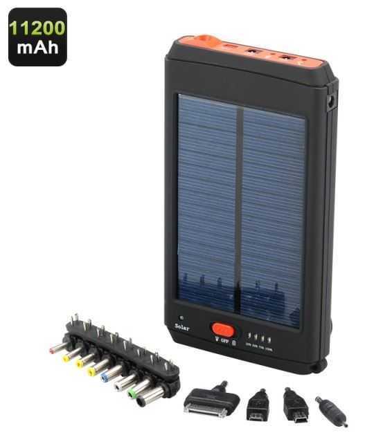 Солнечная батарея для ноутбука