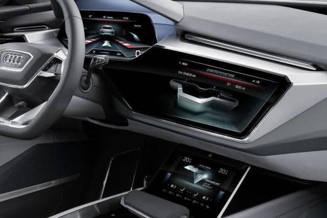 Audi e-tron quattro: обзор внешнего вида, салона, параметров и комплектаций электромобиля