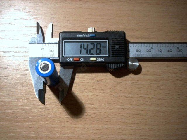 Где используется аккумулятор 14500 и его свойства