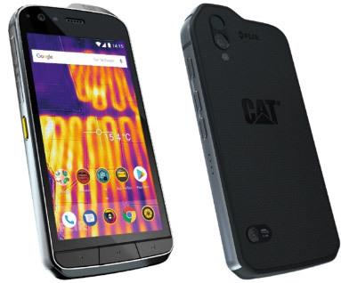Защищенные смартфоны с мощным аккумулятором