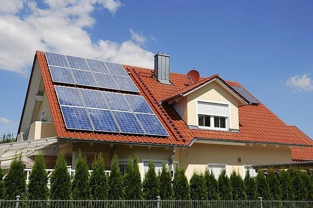 Мини солнечная электростанция