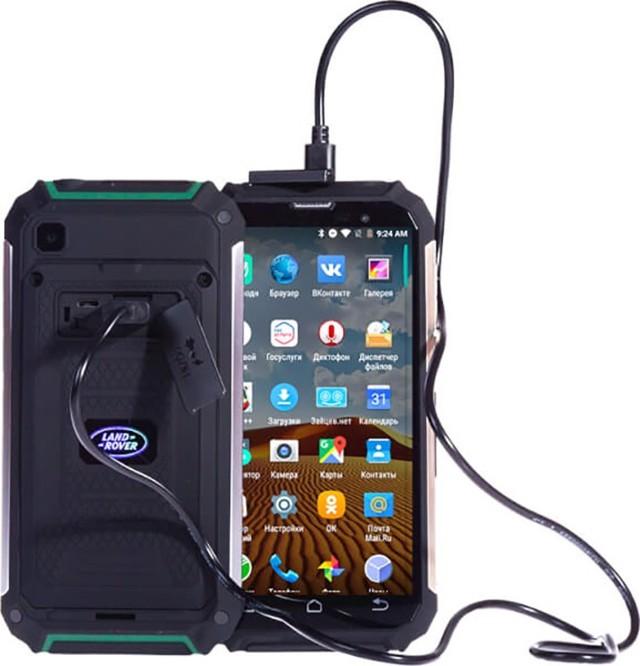 Смартфоны с мощным аккумулятором