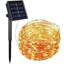 Гирлянда на солнечных батареях