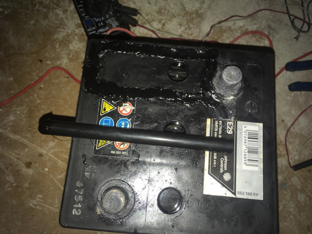 Аккумулятор 6 вольт