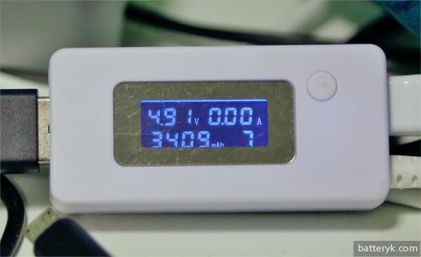 Как проверить ёмкость аккумулятора телефона
