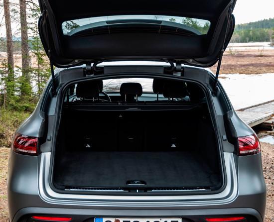 Mercedes EQC — первопроходец в линейке EQ