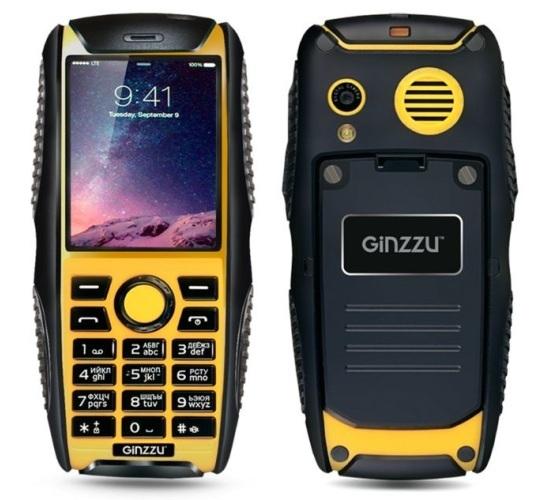 Противоударный телефон с мощным аккумулятором