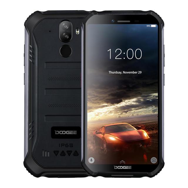 Китайский смартфон с мощным аккумулятором