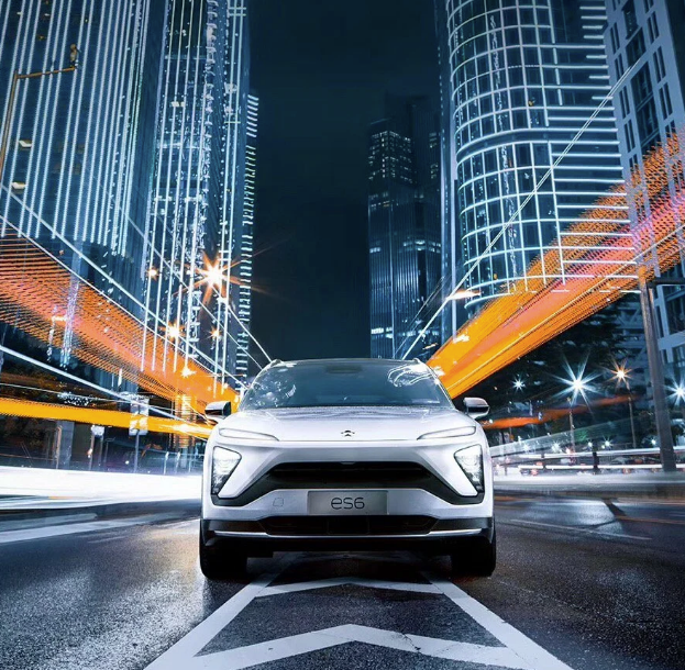 Сможет ли Nio ES6 потеснить лидеров электромобилестроения